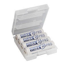 AA oplaadbare batterijen Ansmann MaxE PRO 1900 mAh NiMH 1,2V