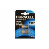 Duracell CR2 lithium batterijen 2 stuks