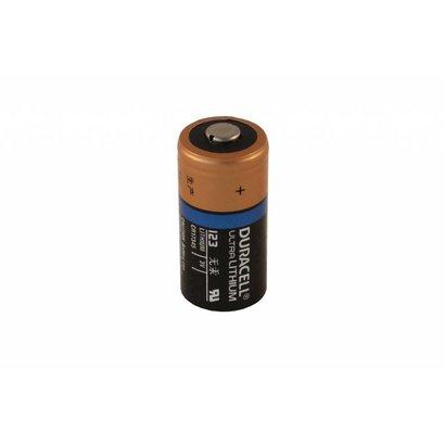 Duracell CR123A lithium batterij bulk