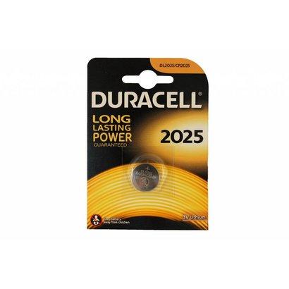 Duracell CR2025 3V lithium knoopcel batterij