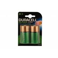 Duracell oplaadbare D batterijen 3000 mAh