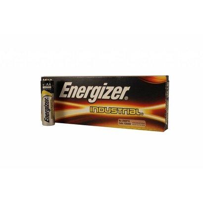 Energizer industrial AA LR6 batterijen doos 10 stuks