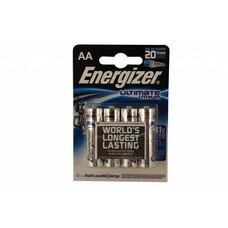 Energizer AA lithium batterijen