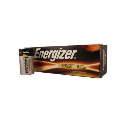Energizer industrial D cell batterijen 12 stuks