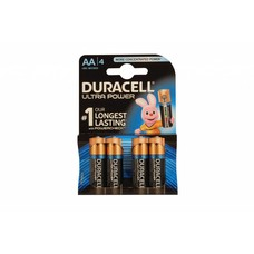 Duracell AA batterijen ultra power 4 stuks
