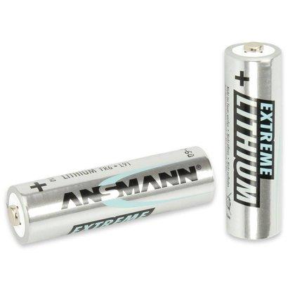 Ansmann AA Lithium batterijen bulk 50 stuks