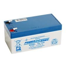 Powersonic loodaccu 12V 3,4 Ah PS-1230