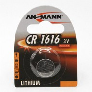 Ansmann CR1616 3V lithium knoopcel batterij (3 Volt)