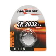 Ansmann CR2032 3V lithium knoopcel batterij (3 Volt)