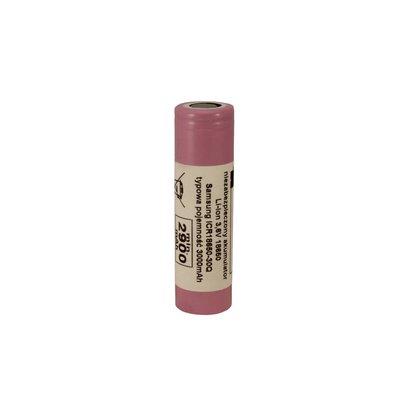 Samsung INR18650-30Q  Li-ion batterij 3000 mAh unprotected