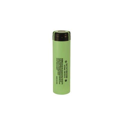 Panasonic NCR-18650B Li-ion batterij 3400 mAh unprotected