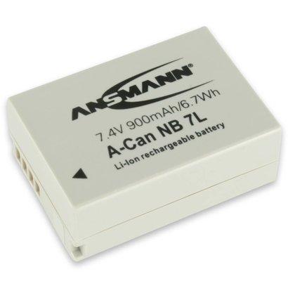 NB-7L Canon accu digitale camera