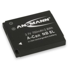Ansmann NB-8L Canon
