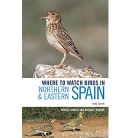 Where to watch birds in Northern & Eastern Spain