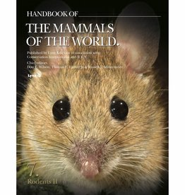 Handbook of the Mammals of the World, Vol. 7: Rodents II
