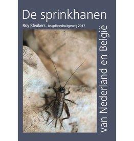 De Sprinkhanen van Nederland en België