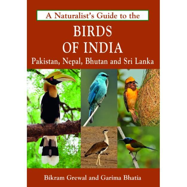 Birds Of India /& Nepal