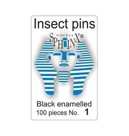 Ento Sphinx Insectenspeld Zwart