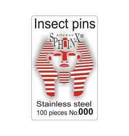 Ento Sphinx Insect pin stainless steel