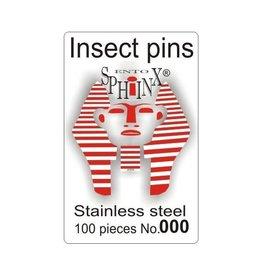 Ento Sphinx Insectenspeld RVS