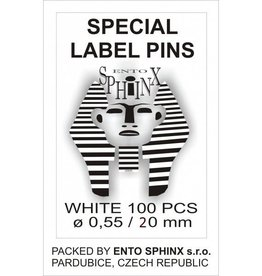 Ento Sphinx Speciale Etikettenspeldjes - 20 mm