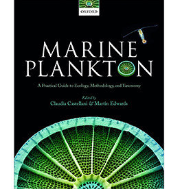 Marine Plankton: A Practical Guide to Ecology, Methodology, and Taxonomy