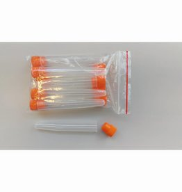 Ento Sphinx Test tubes with plastic rubber stopper