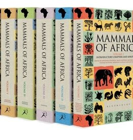 Mammals of Africa Volumes I-VI