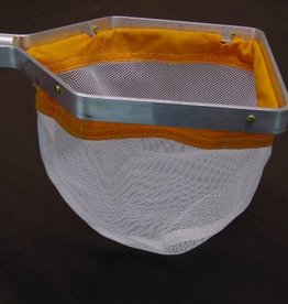 NHBS Complete Hand Net (1mm mesh) with Frame and Pole