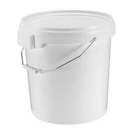 Bucket with lid 20 liters