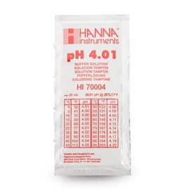 Hanna Instruments Ph Calibration Buffers