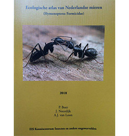 Ecological atlas of Dutch ants