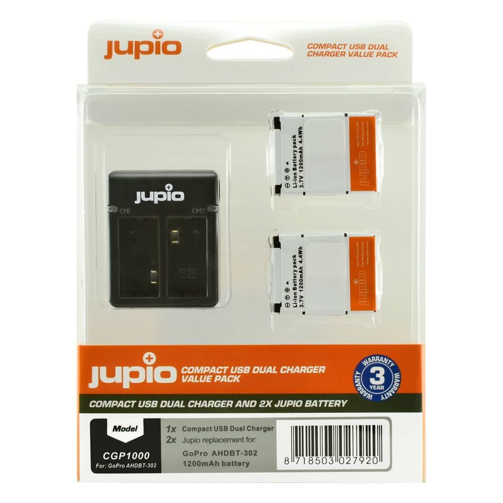 Jupio Jupio GoPro battery and charger