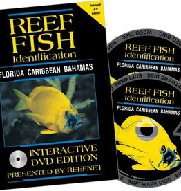 Reefnet Reef Fish Identification DVD