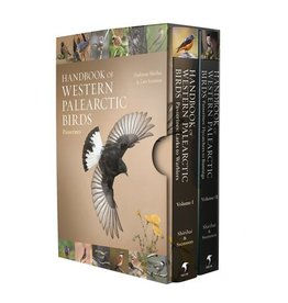 Handbook of Western Palearctic Birds: Passerines (2-Volume Set)