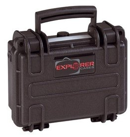 Explorer Cases Explorer Cases 1908 Black Suitcase 216x180x102
