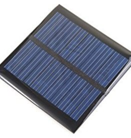 ecoObs Solar panel for box extension