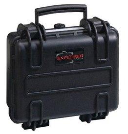 Explorer Cases Explorer Cases 2712 Koffer Zwart 305x270x144