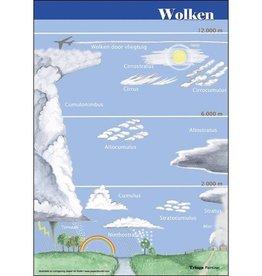Tringa Paintings Herkenningskaart Wolken