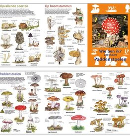 Search Map Mushrooms