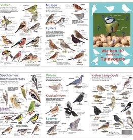search map birds in the garden