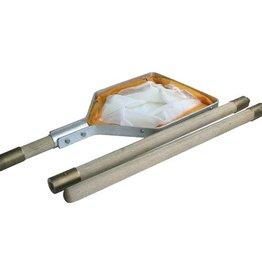 Compleet  Inklapbaar Amfibienet  (50µm of 2mm)