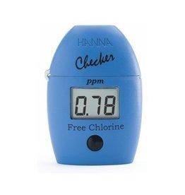 Hanna Instruments HI701 Checker-fotometer voor Vrij Chloor LR