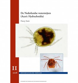De Nederlandse Watermijten (Acari: Hydrachnidia)