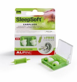 Alpine SleepSoft Earplugs