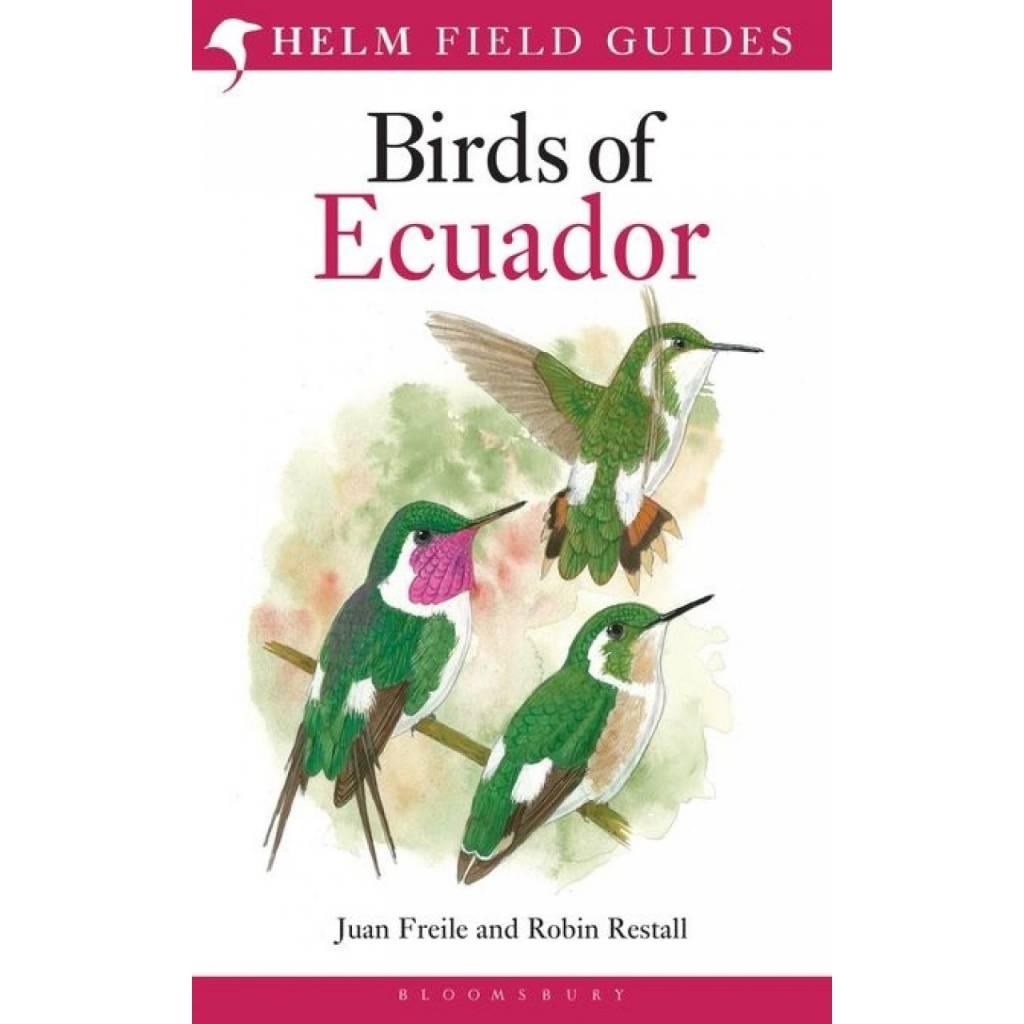 Birds of Ecuador