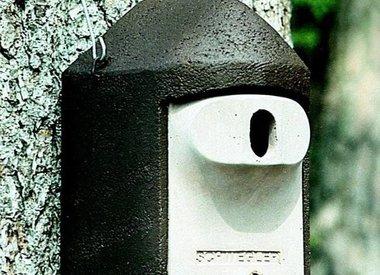 Vogelkasten voor aan Bomen