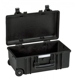Explorer Cases Explorer Cases 5122 Koffer Zwart 546x347x247