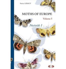 Moths of Europe, Volume 5