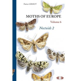 Moths of Europe - Volume 6: Noctuids 2